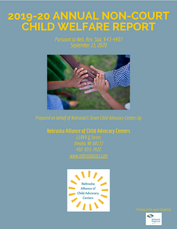 2019-2020 ANNUAL NON-COURT CHILD WELFARE REPORT