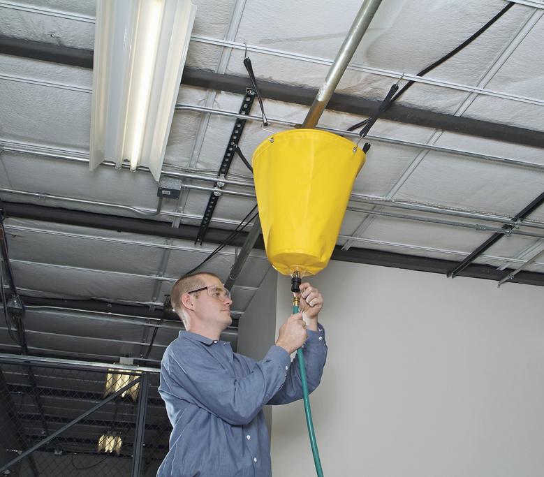 A01HC100 Pipe Leak Diverter