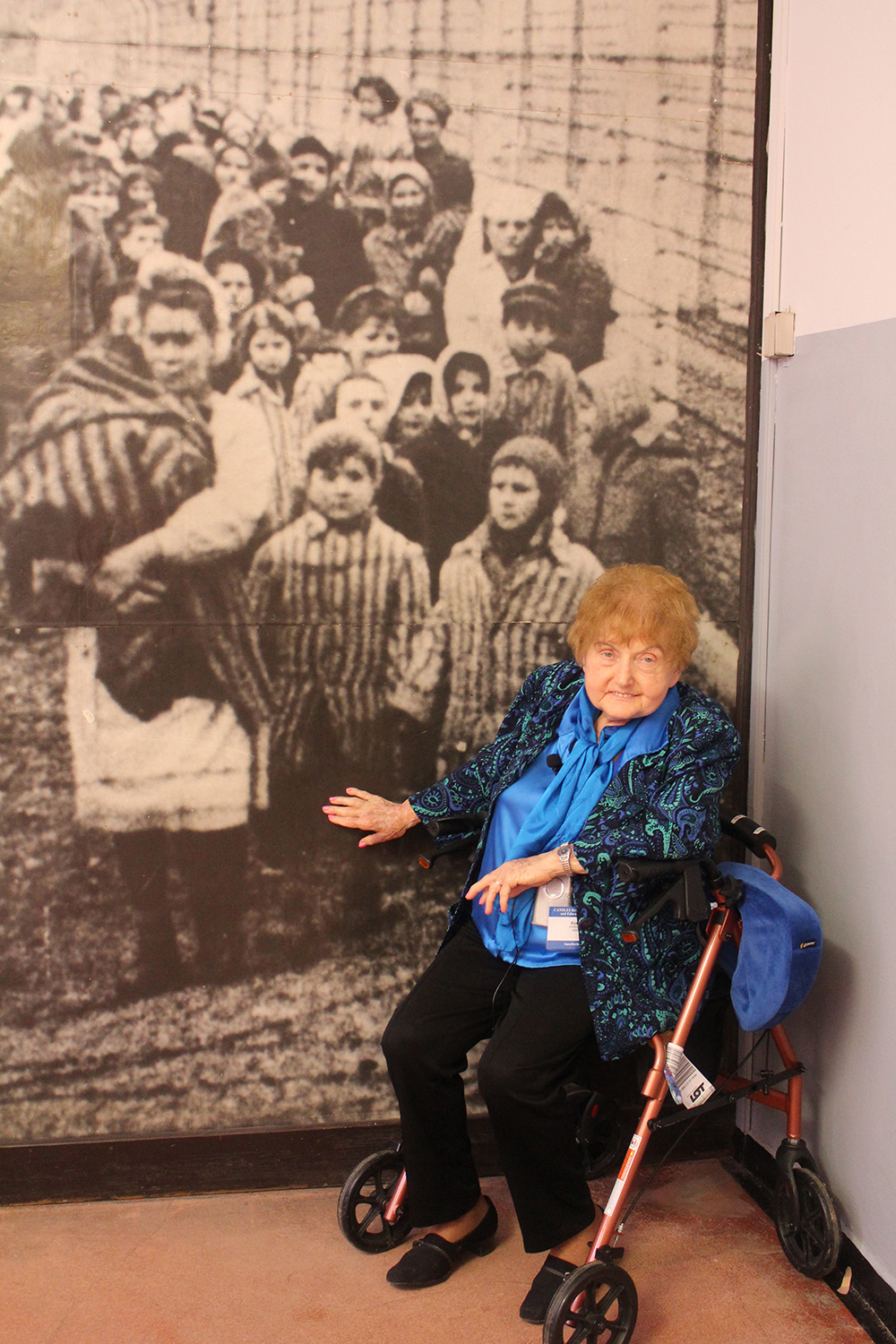Eva Kor by Liberation Photo 2016