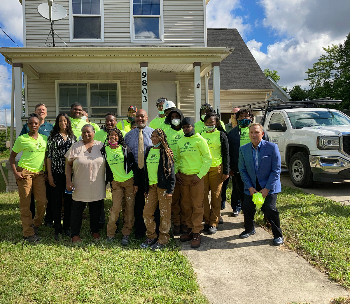 Cleveland teens to learn construction skills, help rehab 4 homes during summer program