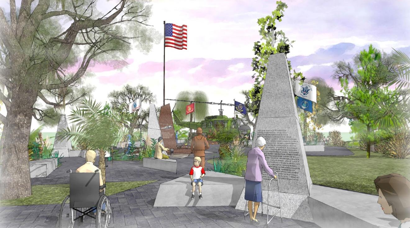 Nebraska veterans seek to raise $3.6 million for Vietnam memorial in Sarpy County