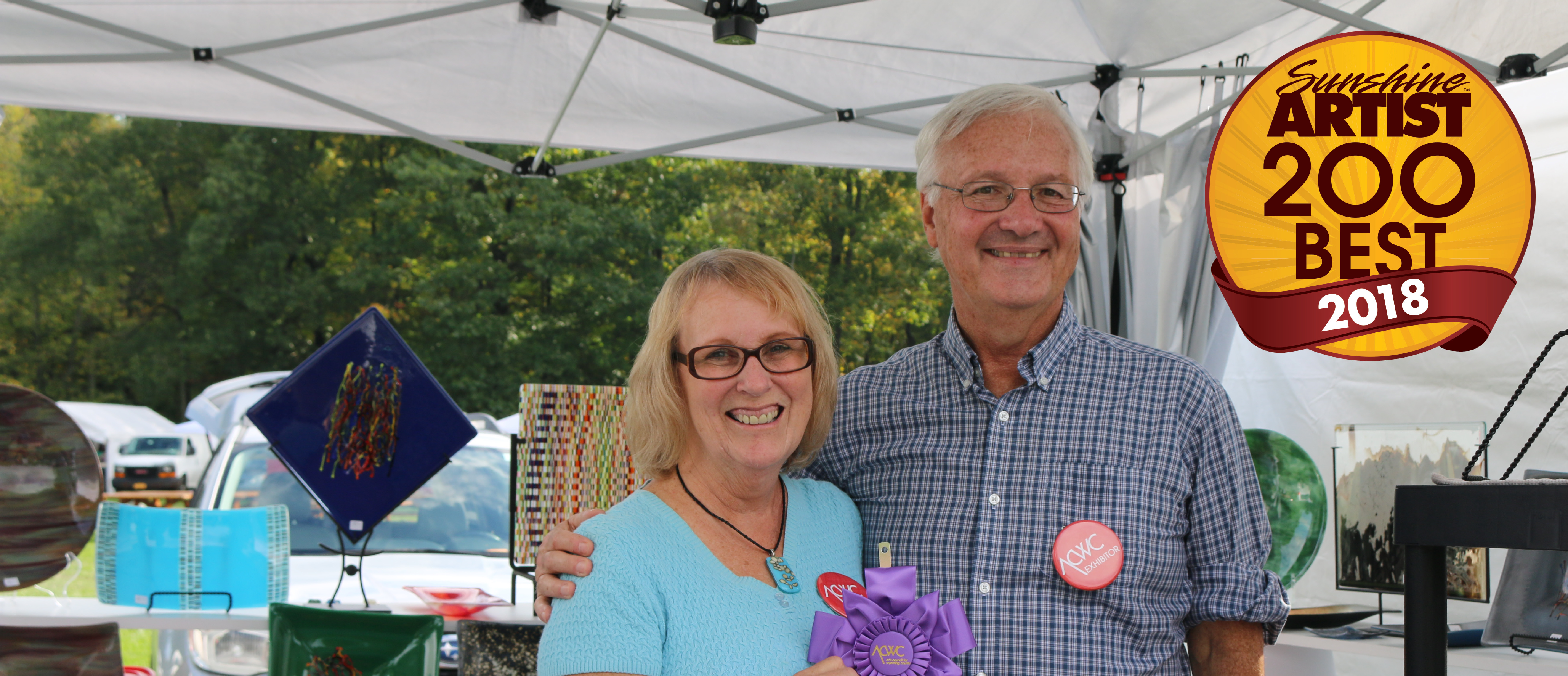Letchworth Arts & Crafts Show is among the 200 Best in Country!