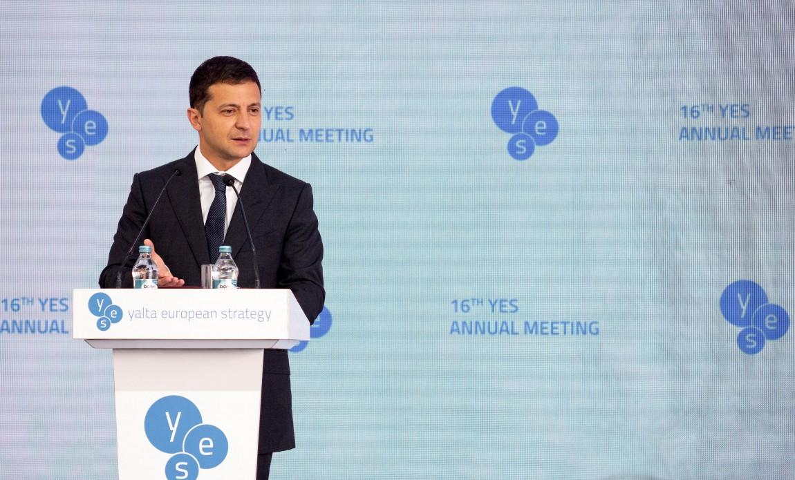 "President Zelensky names ""enemies"" of happiness for Ukrainians"
