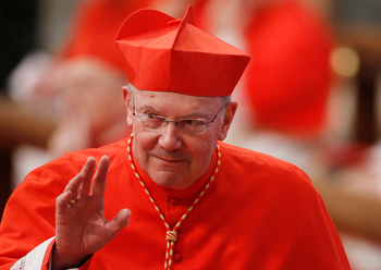 Remembering Cardinal Levada (CNS photo/Paul Haring)