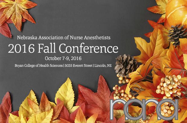 2016 NANA Fall Conference