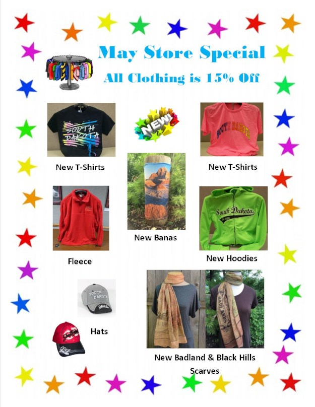 May Store Special