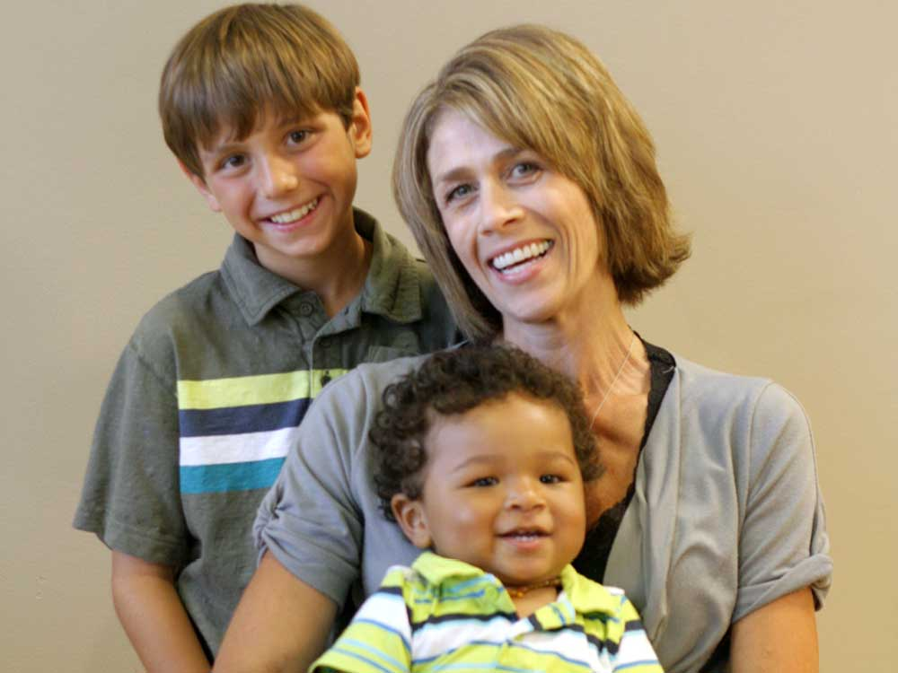 Building Strong Families: Nurturing & Attachment