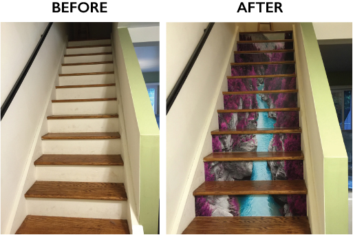 Stairway Wrap