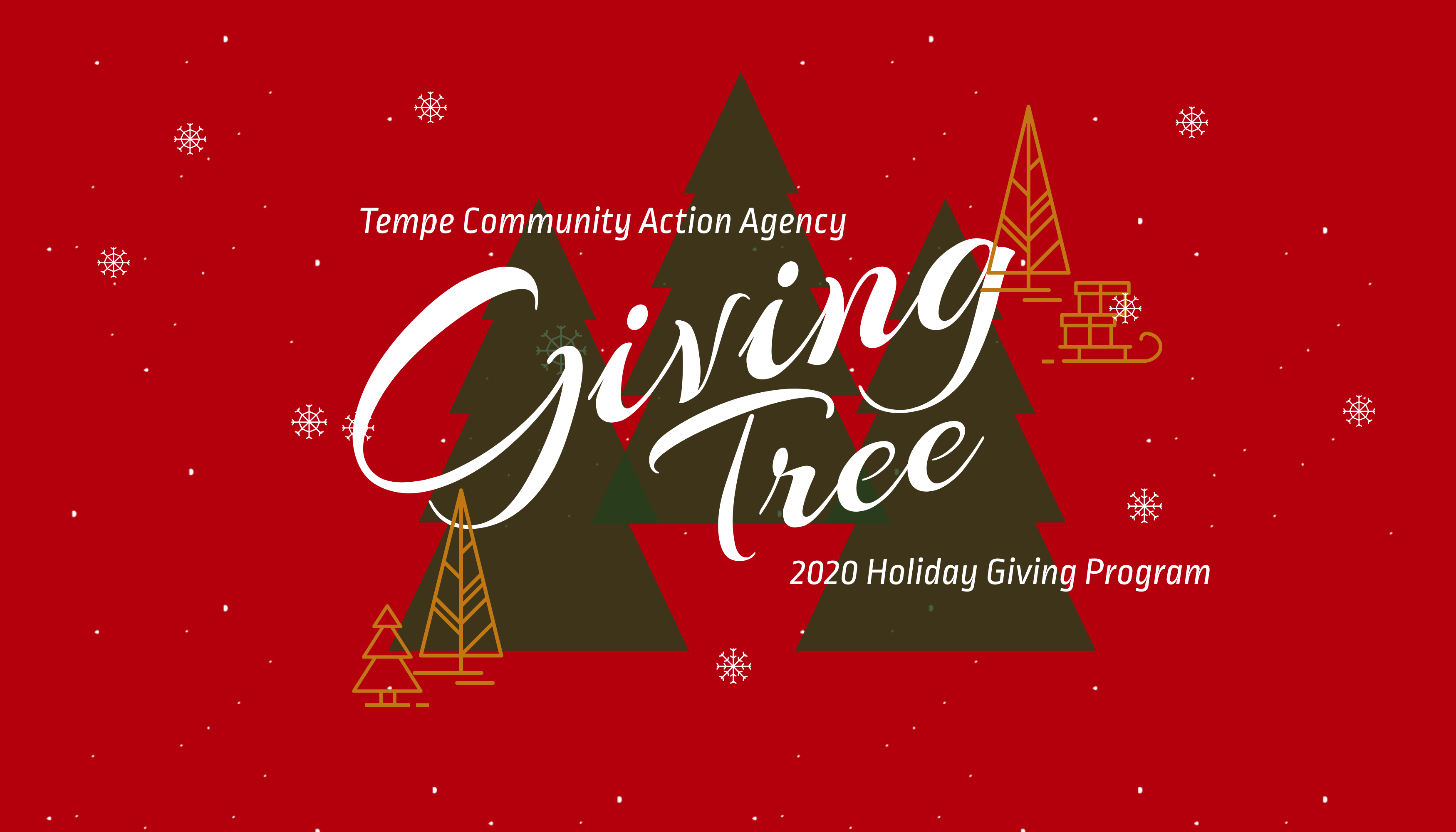 Annual Giving Tree Program