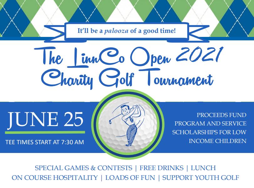 The Linn Co Open 2021 Charity Golf Tournament