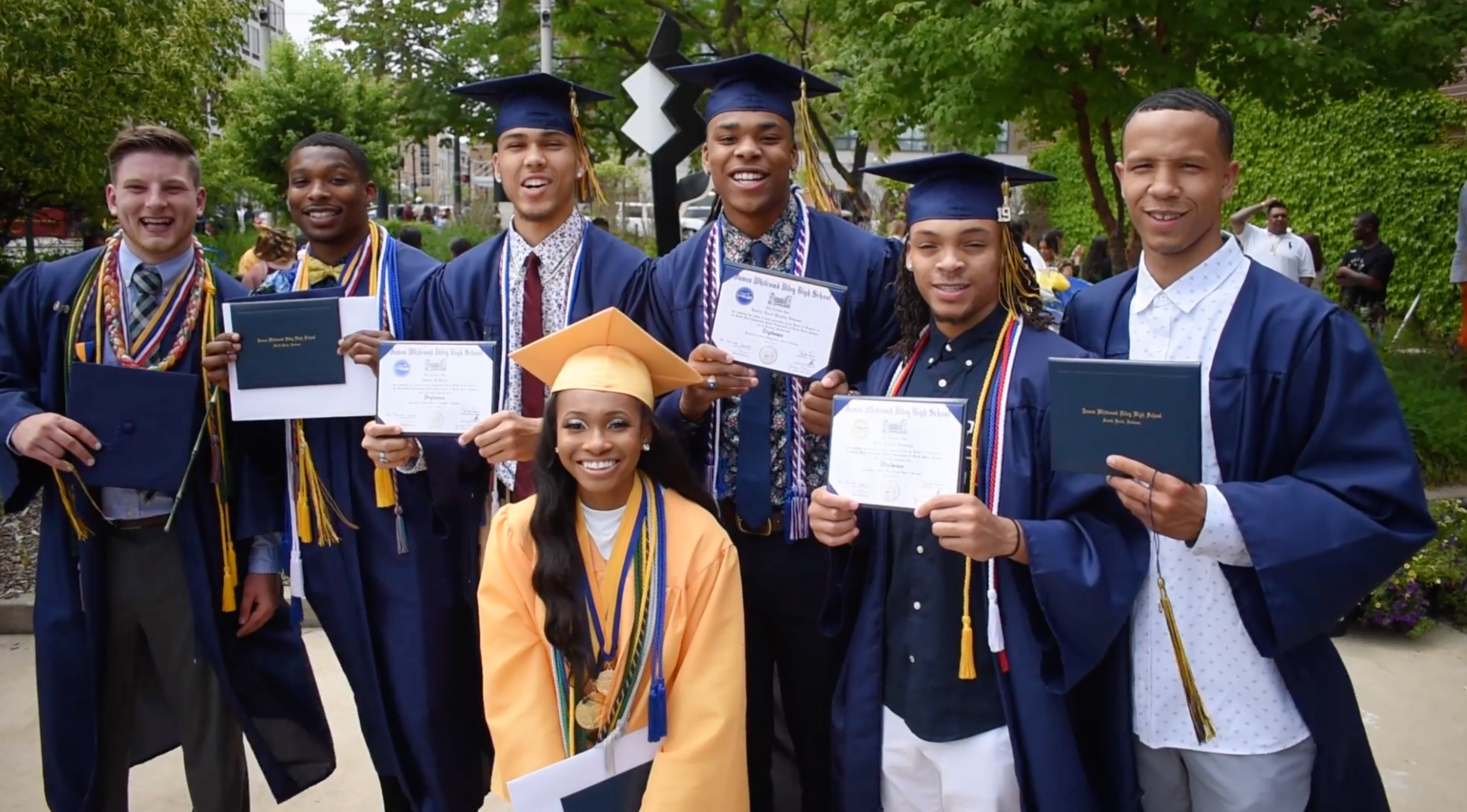 THANK YOU to our 2021 SBCSC Graduation Sponsors
