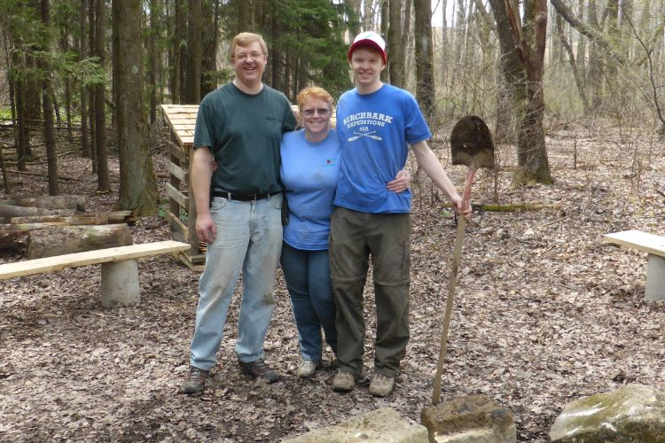 9.) Bullfrog Eagle Scout Project