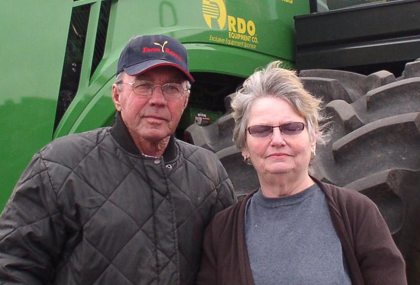 Vernon & Sheila Hoyt