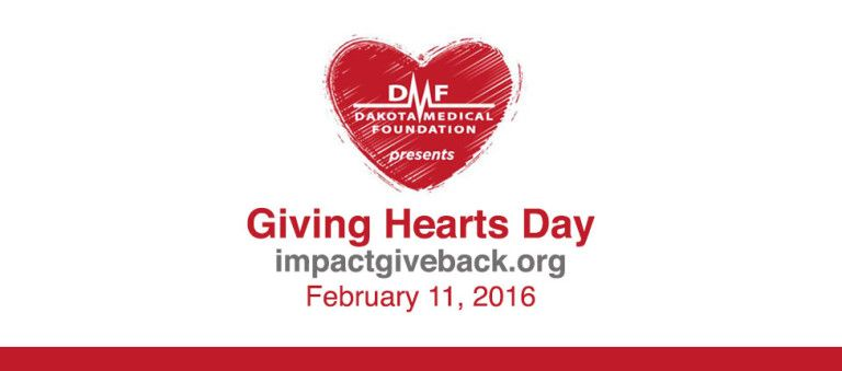 Giving Hearts Day fundraiser today benefits charities