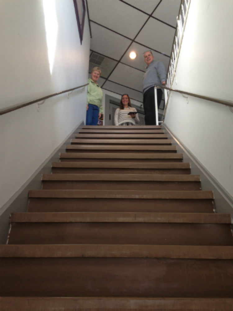 "Volunteer Reflections: ""The Stairs"""