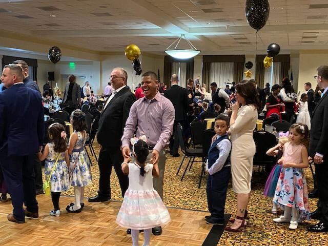 2020 Ties & Tiaras (Daddy - Daughter Dance)