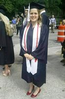 Krista Barnum - Moody High School Graduate