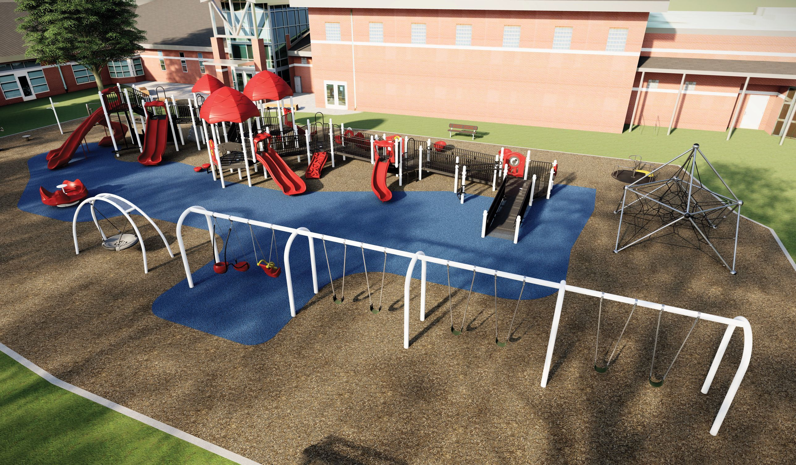 'Kids United Community Playground' Coming to Cochran Primary This Summer