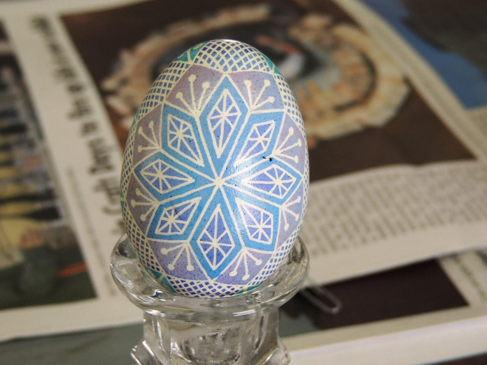 Pysanky Egg Workshop April 6th