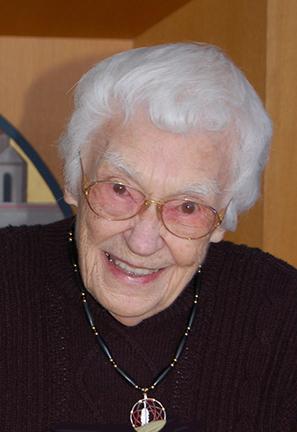 In Loving Memory of Sister Kathryn Zimmer, OSB