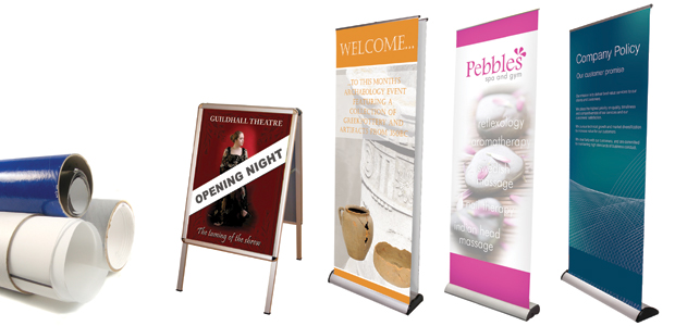 Banners/Posters & Large Format
