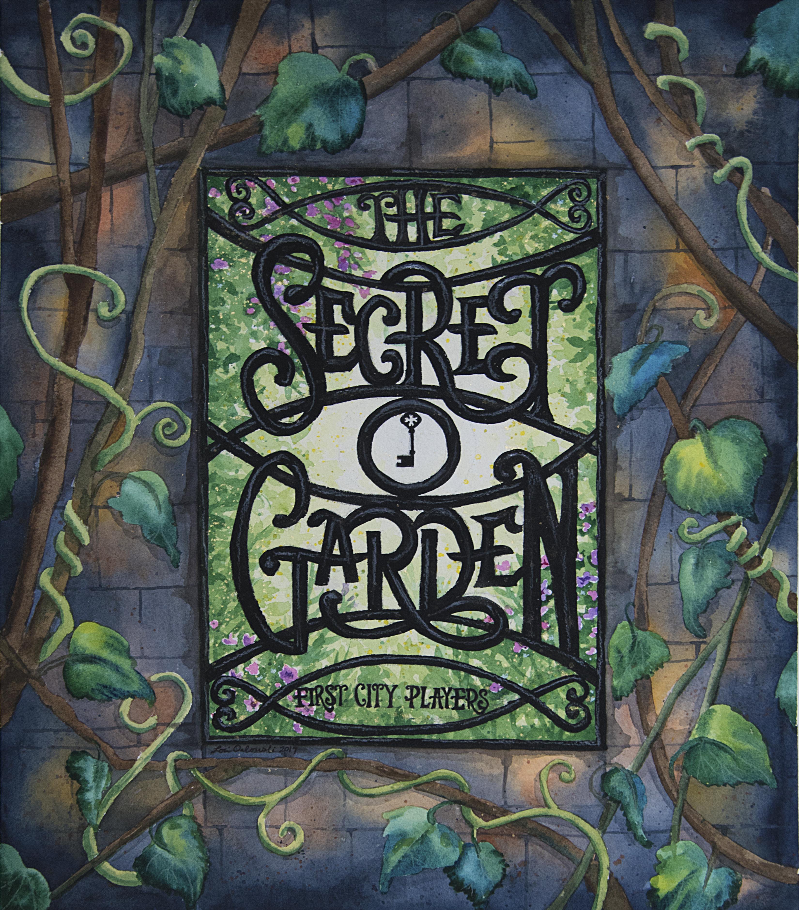 FCP - The Secret Garden