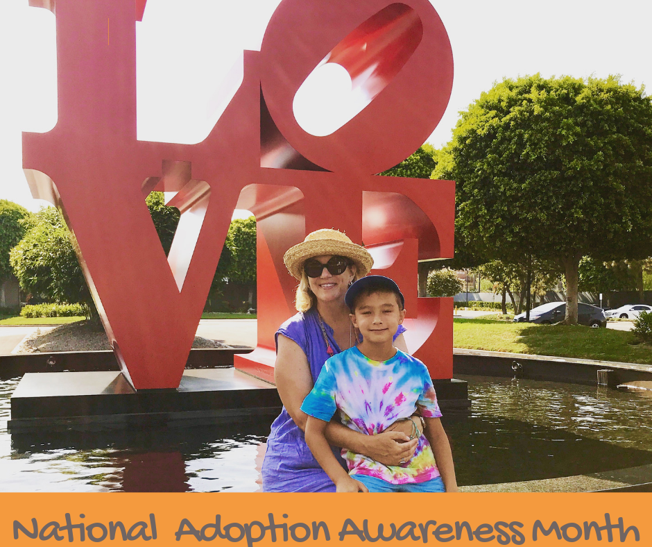 Love! Family! Adoption!