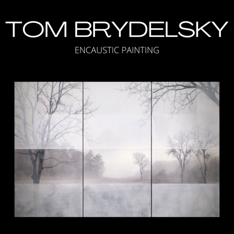 Encaustic Painting with Tom Brydelsky