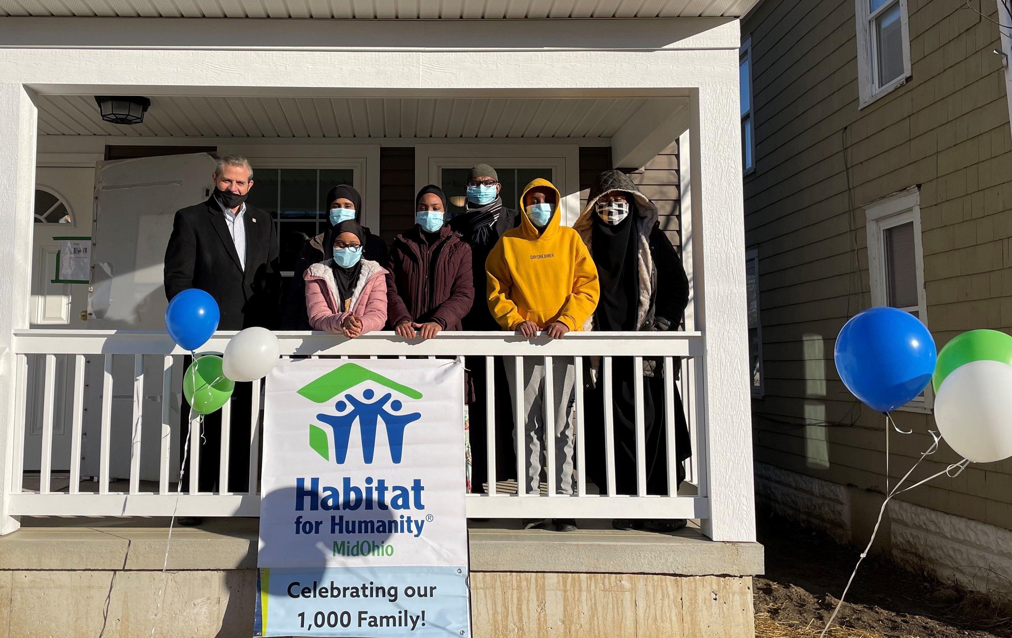 Habitat MidOhio Reaches Historic Milestone
