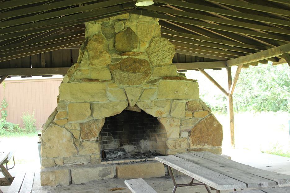 Vezetti's Venture Fireplace I