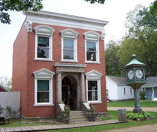 Hastings Mutual Building (Bank)