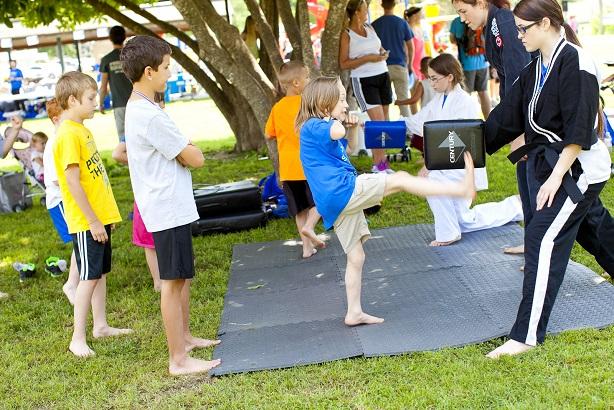 Martial Arts Classes Coming Soon