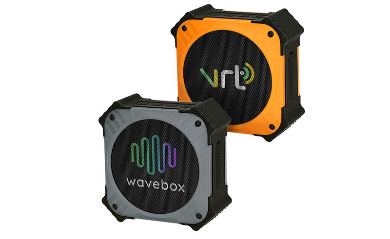 Solar Waterproof Bluetooth® Speaker