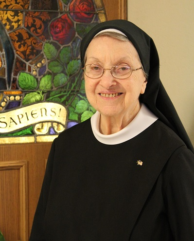 Sister of the Month - Sr. Dorothy Frances Brooks January 2016