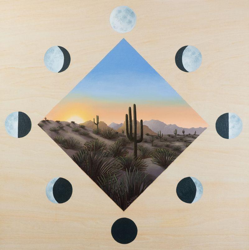 Sonoran Twilight
