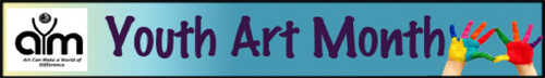 Youth Art Month Programs - $10 Workshops