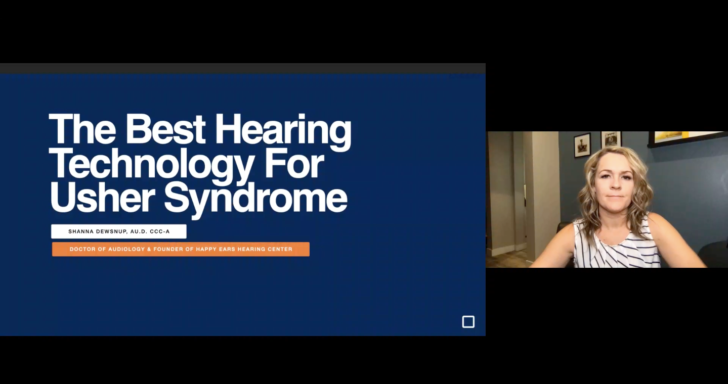 The Best Hearing Technology for Usher Syndrome