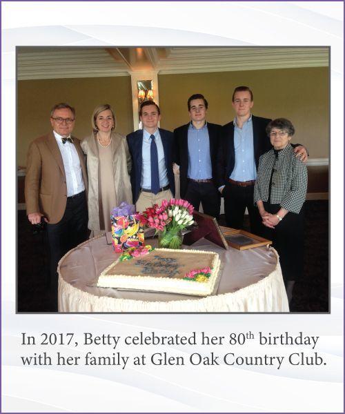 In Memoriam: Betty Bradshaw