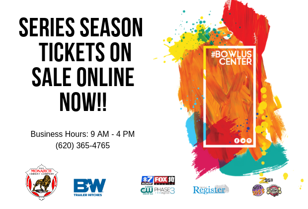 Purchase Series Season Tickets NOW!!