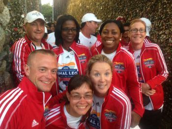Update from the Road: Sgt. Kavan Shares His Final Leg Experience, Runner Day 5