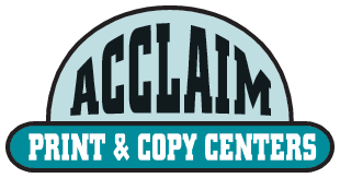 Acclaim Print and Copy Centers