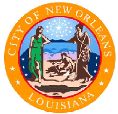 X33103 -  Seal of the City of New Orleans