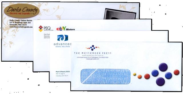 Business | Envelopes | Window | Regular | Political | Union