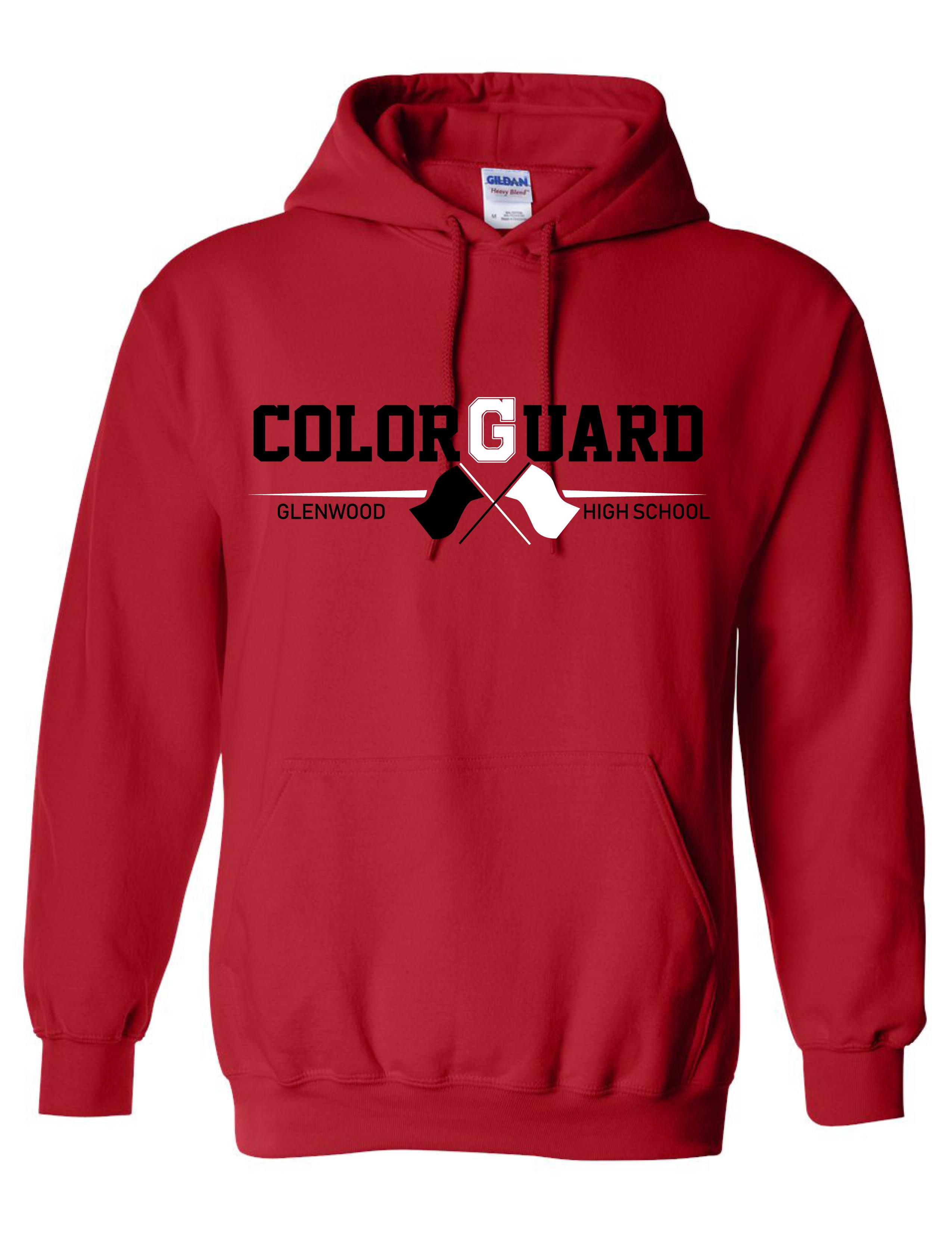 Glenwood Color Guard - Hoodie