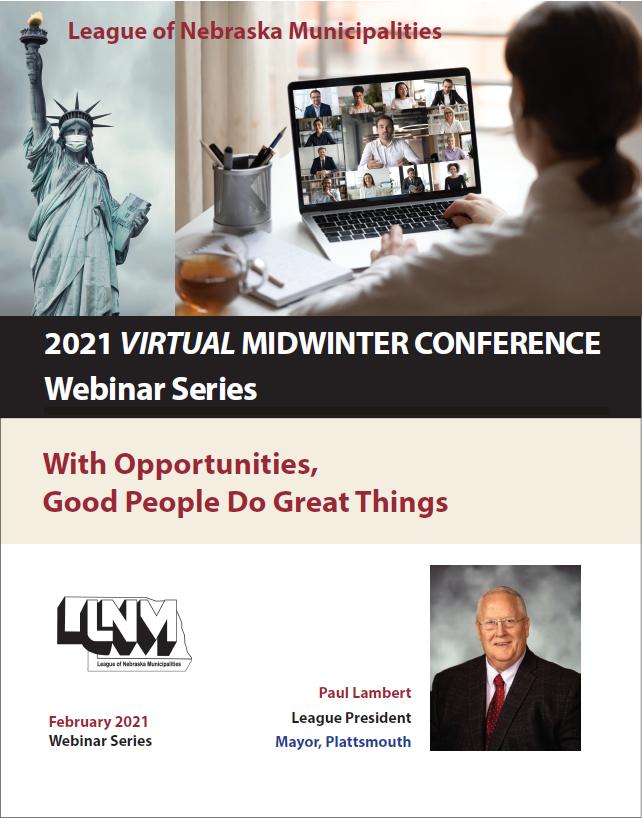 *Sponsor Registration* 2021 Virtual Midwinter Conference