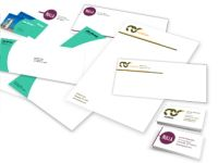 Stationery - Letterhead & Envelopes