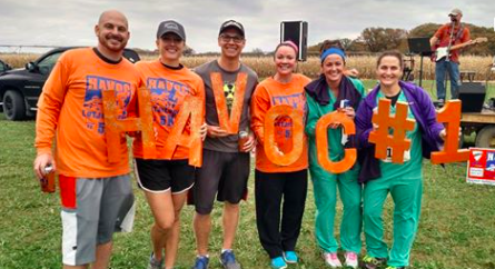 Havoc 5K- The Beer & Brat Run