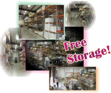 warehouse free storage of forms or folders in Spokane Valley WA