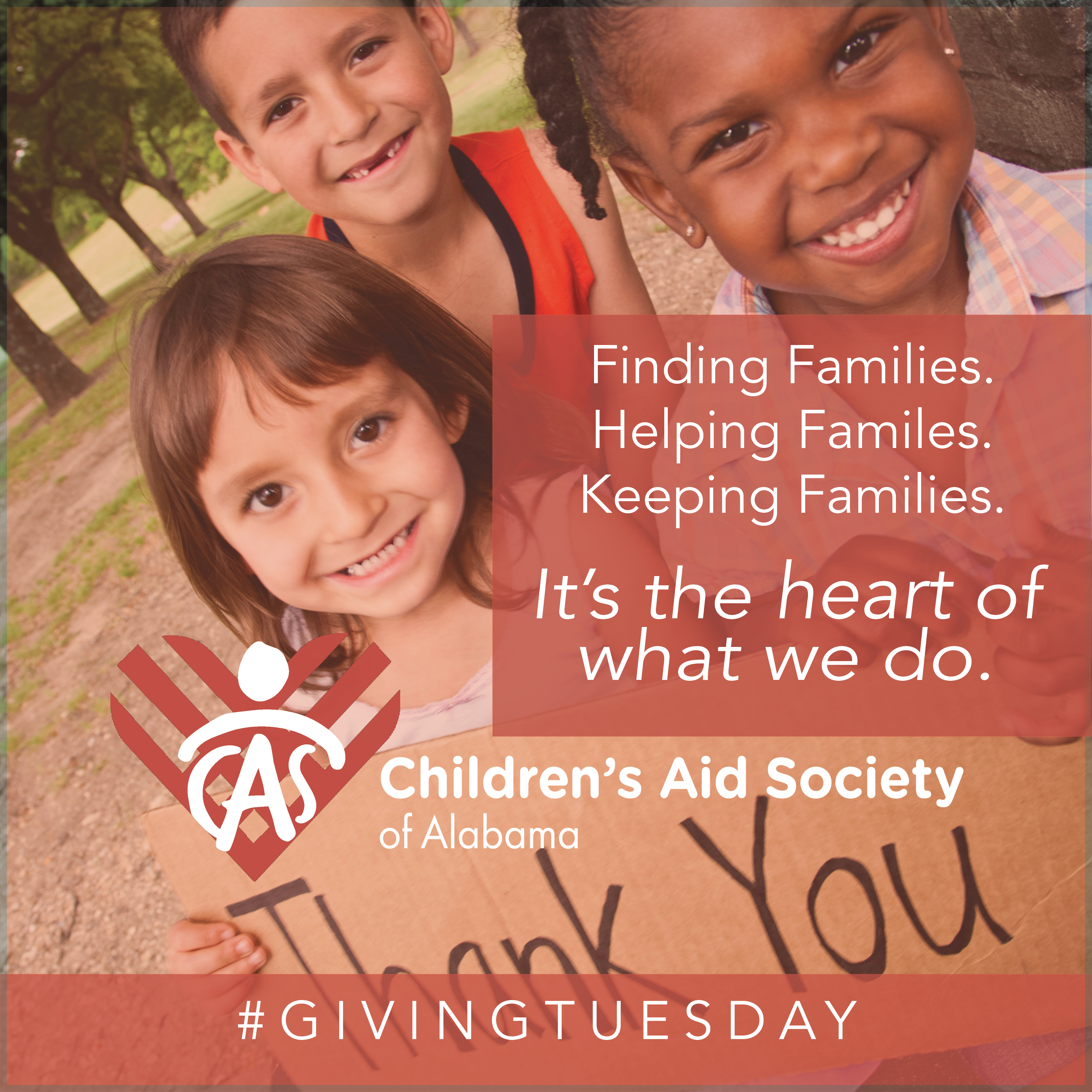 Consider Partnering with us on Giving Tuesday!
