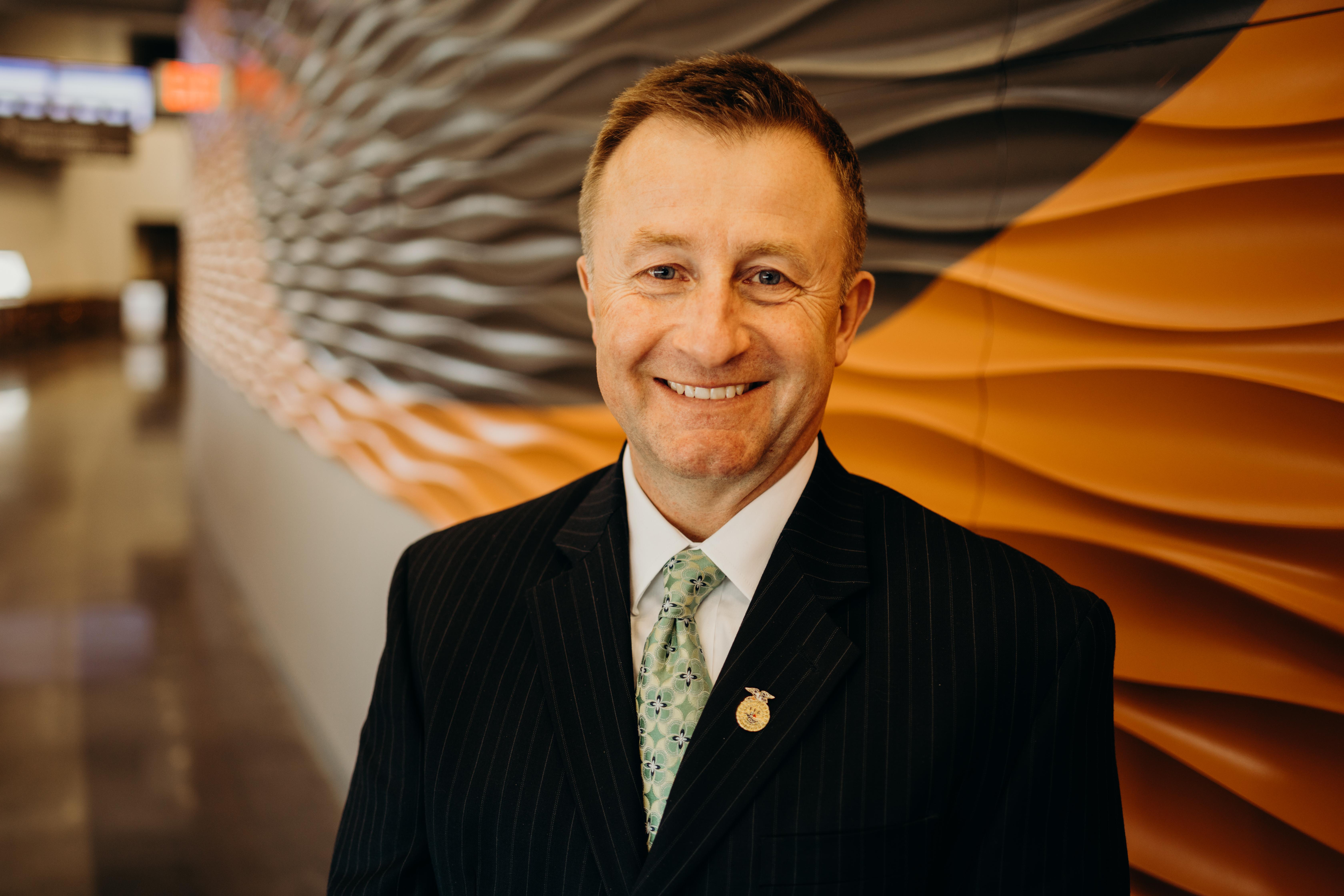 Nebraska FFA Foundation Board Member: Shane Belohrad